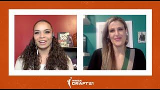 WNBA 2021 Draft Preview Show