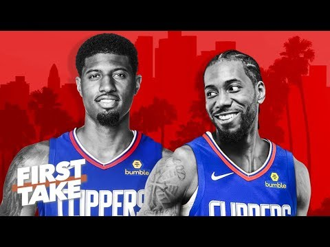 Kawhi runs L.A., not LeBron and the Lakers - Will Cain   First Take