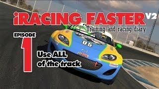 iRacing Faster 1: How to get all of the free time from a track