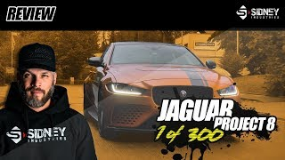 Fauchende Raubkatze! | JAGUAR XE PROJECT 8 (1 of 300) | Sidney Industries