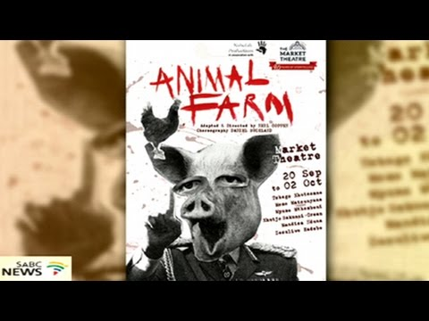 Animal Farm returns to the Market Theatre
