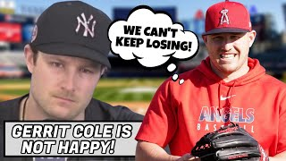 Gerrit Cole GOES OFF on MLB! Mike Trout Says He's SICK OF LOSING! Jose Abreu, Kelenic (MLB Recap)