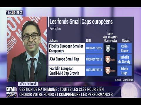 Analyse des fonds Small Caps européens par Mathieu Caquineau.