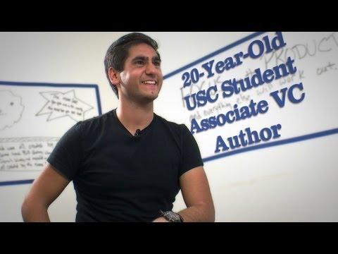 Meet America's Youngest Venture Capitalist