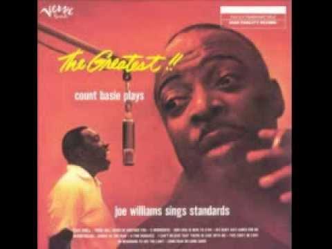Count Basie/Joe Williams - Singin' in the Rain