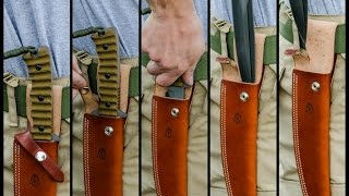 TOPS KNIVES WILD PIG HUNTER 2.0 and EOS REBEL T3i CAMERA TEST