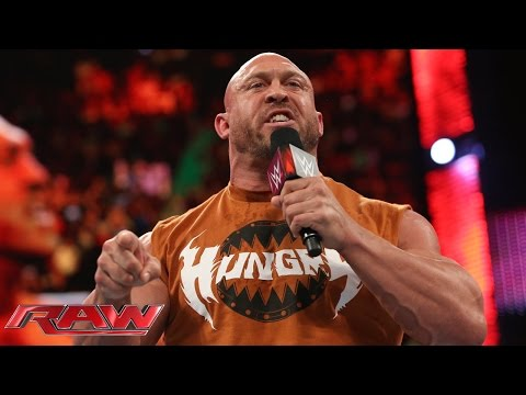 Ryback discusses being targeted by Bray...