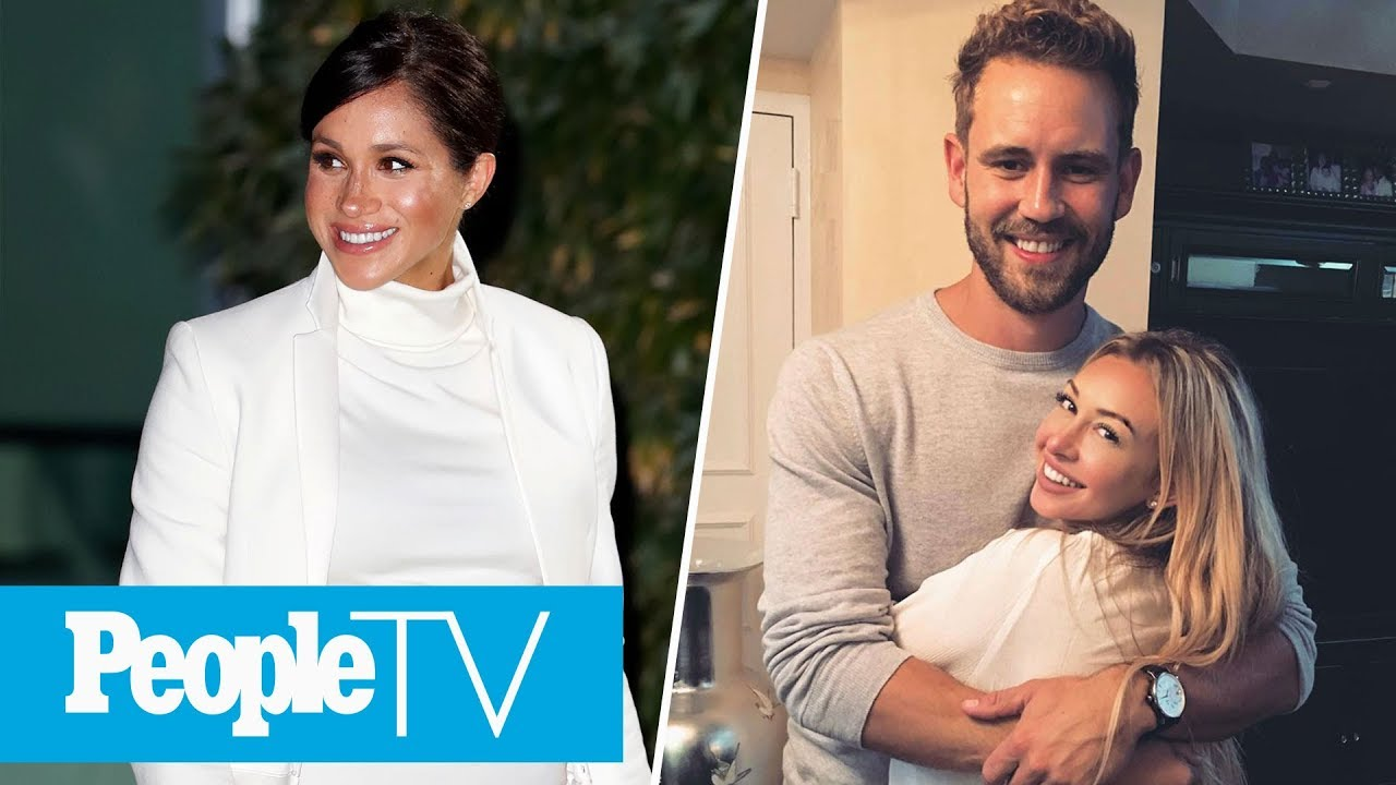 Meghan Markle Has Baby Shower In NYC, Nick Viall & More Recap 'The Bachelor' | PeopleTV