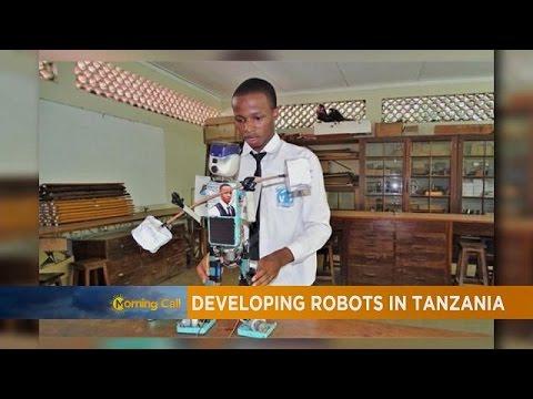 .當機器人遇上非洲製造