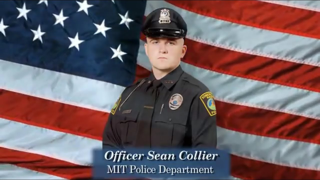 Officer Sean Collier (MIT Police Department)