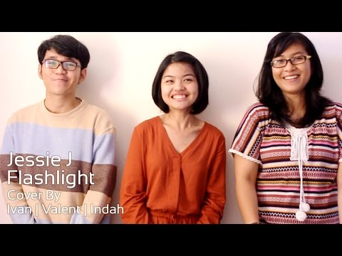 Jessie J - Flashlight (Cover by Ivan, Valent, & Indah)