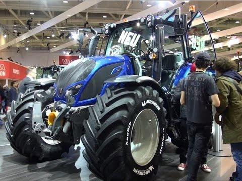 New Valta N Series Sweeps Up Awards At Agritechnica 2015 | Farms & Farm Machinery