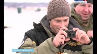 Известный путешественник - Фёдор Конюхов завершил очередную экспедицию в Приморской деревне Луда