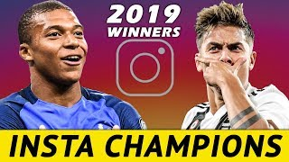 Top 15 Most Followed Football Players on Instagram (2019 Social Media Update)
