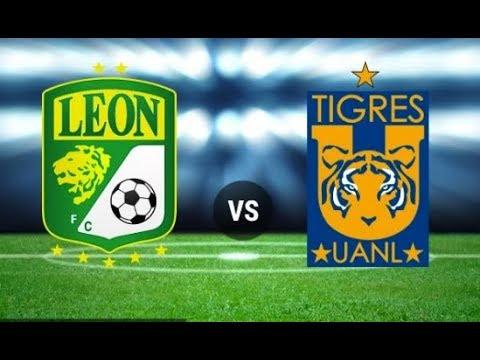 Leon vs Tigres  en vivo HD  cuartos de final