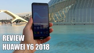 Review Huawei Y6 2018 - Nuevo Smartphone Android EMUI