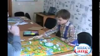 Обучения детей английскому языку занятия с носителем