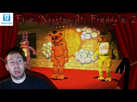 GMOD FNAF Horror Map with Yami Part 1: BEST MAP EVER!!!!