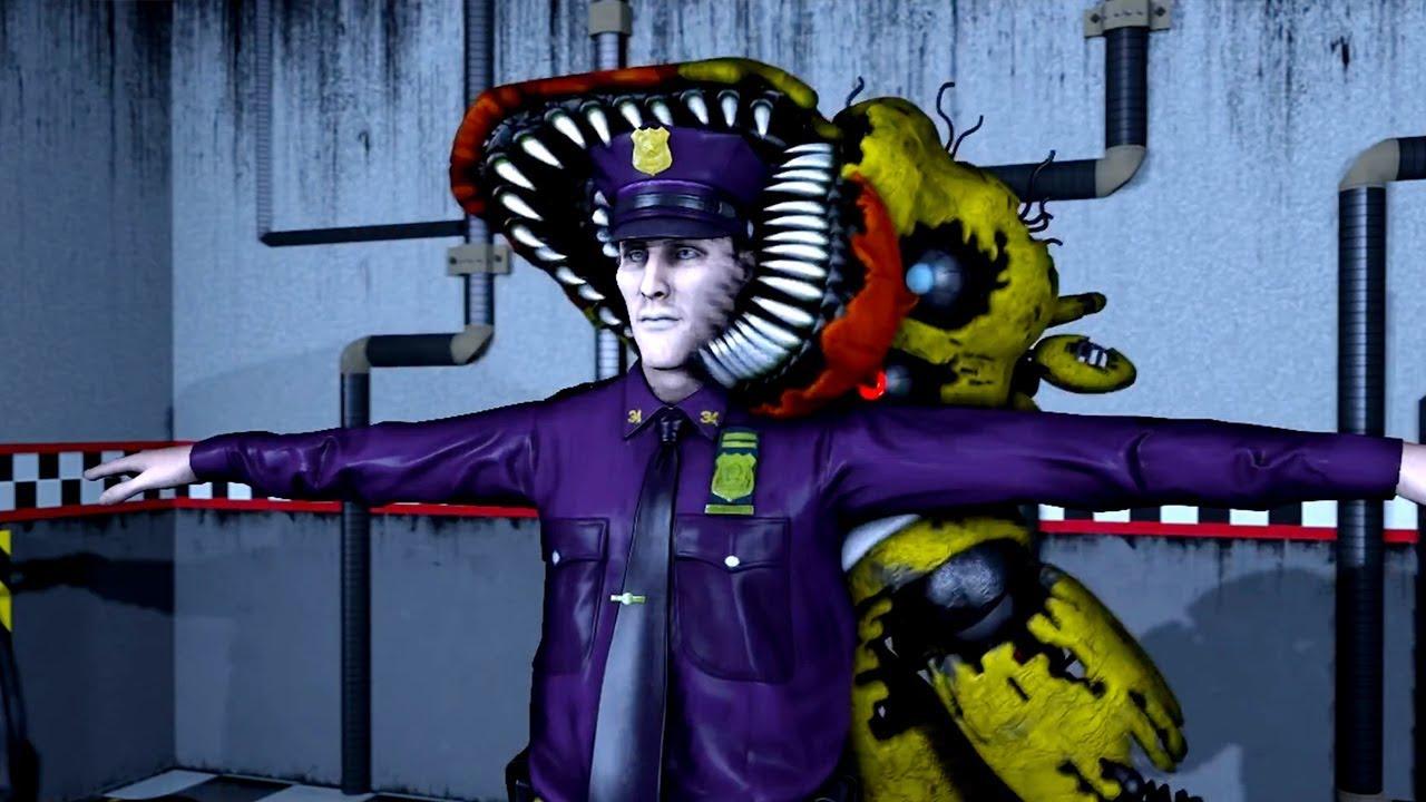 UCN Five Nights at Freddy's Animations Смешные Моменты | Автоматическая Система Заработка Рублей
