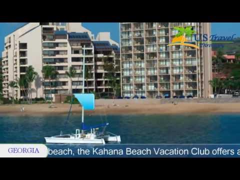 Kahana Beach Vacation Club - Lahaina Hotels, Hawaii