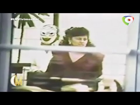 Lo Vivimos Así:  Asalto al Banco del Progreso 1993 - Esta Noche Mariasela
