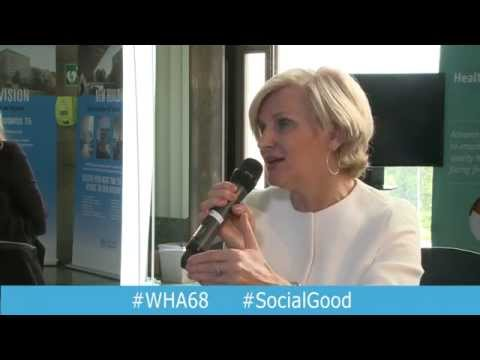 "WHO: Air Pollution and Health - Interview at ""World Health +SocialGood"""