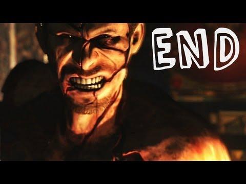 Resident Evil 6 - Ada Wong Campaign Ending - Gameplay Walkthrough Part 8 (RE6)