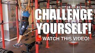 CHALLENGE YOURSELF! TRUST ME... YOU NEED TO WATCH THIS! @iamchinarenee