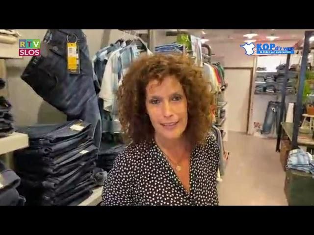 Annet Oost in de uitzending van Kop d'r Veur op 1 juli 2020