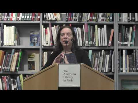 Paula Harrington @ The American Library in Paris | 19 April 2016