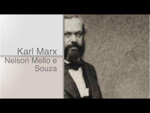 Nelson Mello e Souza: Karl Marx