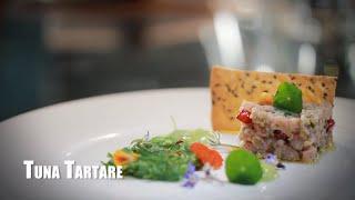 """Passionfood Network : Tuna Tartare Recipe By Passion Chef """"dessi De Vries"""""""