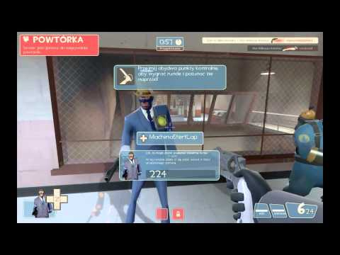 Team Fortess 2 Spy Gameplay