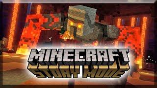 Minecraft Story Mode 2 #4 - Below the bedrock! (Hela fjärde episoden)