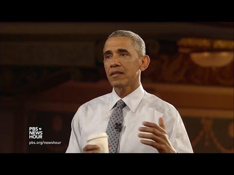 Obama on student debt, balancing STEM and humanities