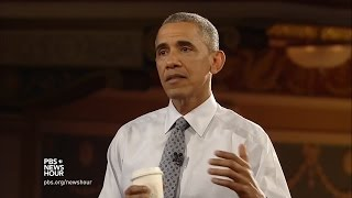 Download Obama on student debt, balancing STEM and humanities Mp3 and Videos