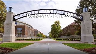 Purdue University - 5 Things I Wish I Had Known Before Attending thumbnail