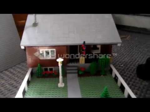 lego house with basement youtube. Black Bedroom Furniture Sets. Home Design Ideas