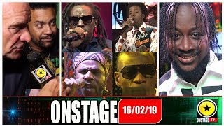 Navino, Shaggy, Sting, Chronixx, Romaine, Jah Cure, Luciano, Lukie - Onstage Feb 16 2019 (Full Show)