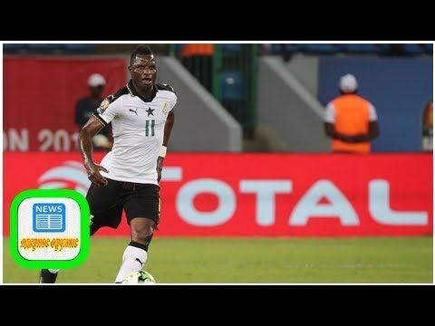 Gyasi's first ghana goal secures draw vs. egypt; uganda held in congo