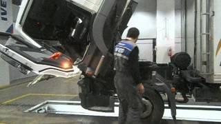 Ergün Türkel - MAN Kamyon - Mekanik İşçiliği