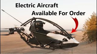 You Can Buy This Flying Vehicle Now - Jetson One   How Much Does It Cost?  eVTOL