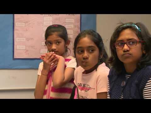 Harrow tamil School 2016 Dance