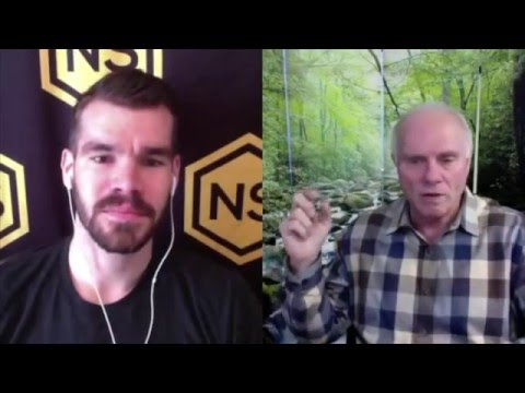 Bill Harris of Holosync is interviewed by Ryan Munsey of Natural Stacks