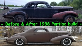 1938 Pontiac Coupe Start To Finish Build