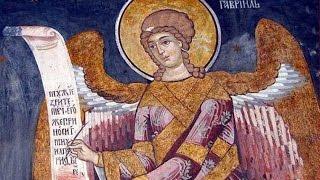 Собор архангела Гавриила! - 8 апреля - православный календарь.(На следующий день после Благовещения, прославив Пречистую Деву, Церковь благодарит и почитает Божьего..., 2015-04-08T03:13:34.000Z)