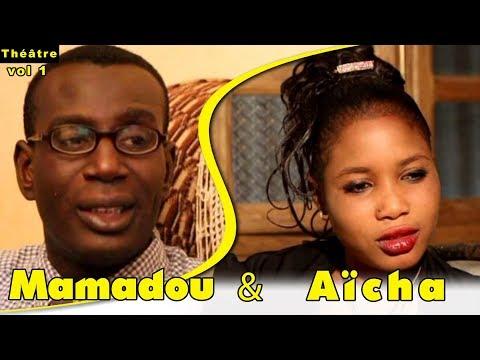 Theatre Senegalais - MAMADOU ET AICHA