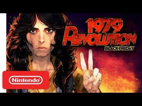 1979 Revolution: Black Friday - Launch Trailer - Nintendo Switch