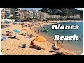 Blanes Beach - Costa Brava, Spain
