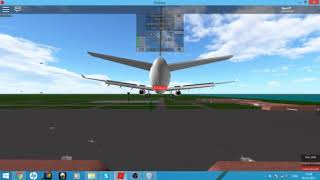 ROBLOX | APWA | Approach into Frathburn 36R (SMOOTH LANDING)